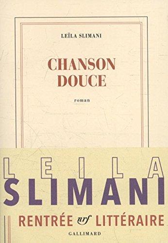 couverture du livre chanson douce de leila slimani